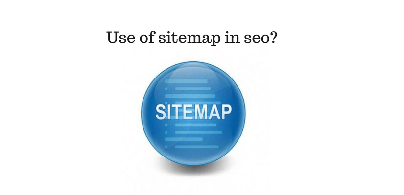 Use of sitemap in seo
