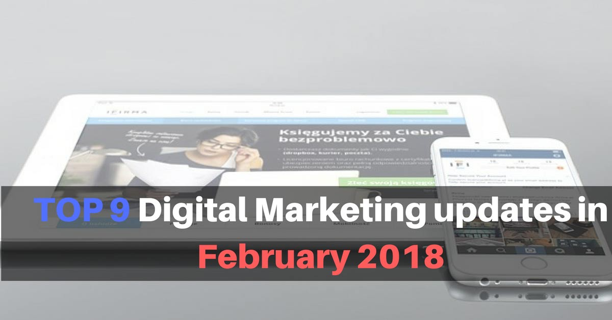 february updates