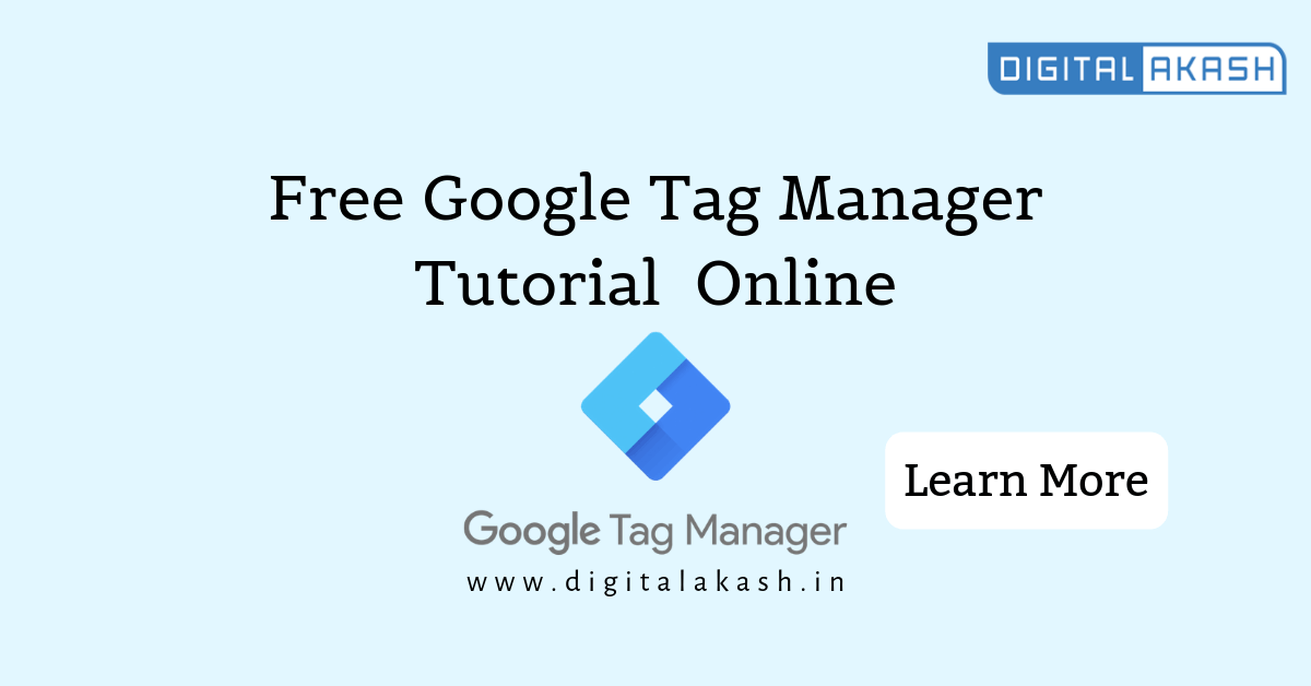 Learn Google Tag Manager